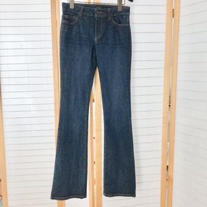 Joe's Jeans waist 26 fit Honey. dark wash jeans